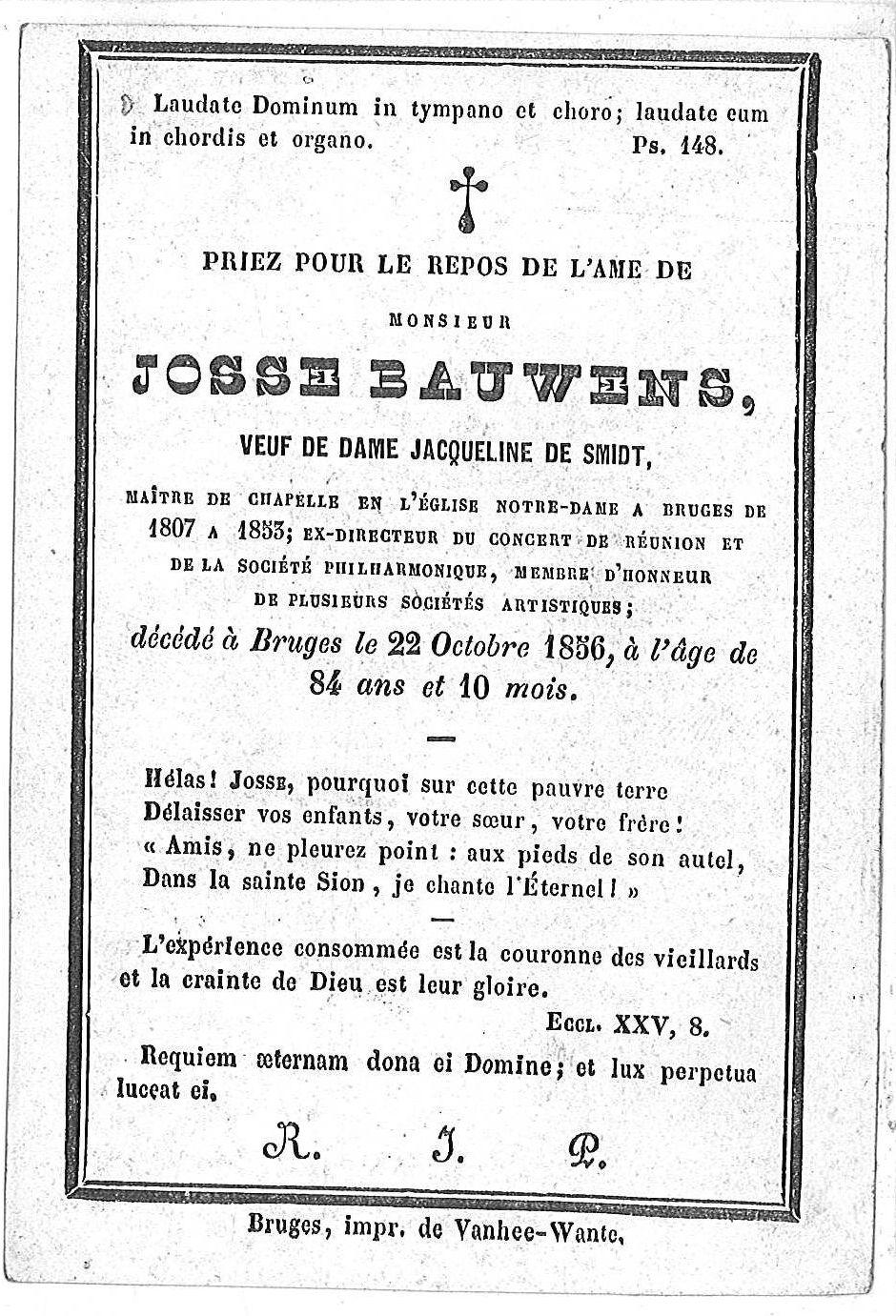 Josse Bauwens