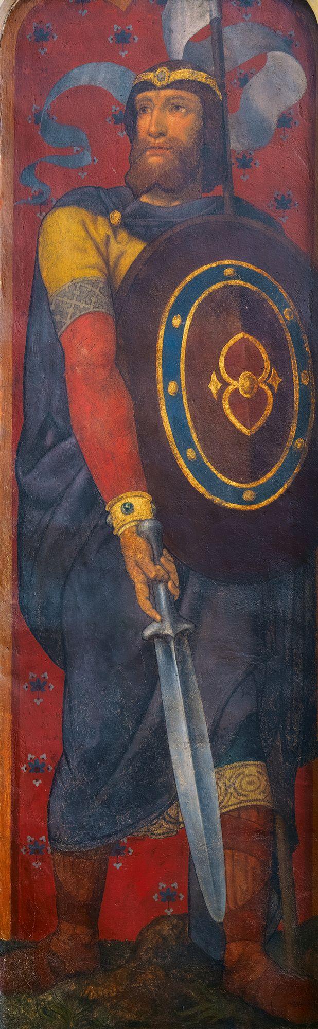 792 - 816 Liederik van Harelbeke