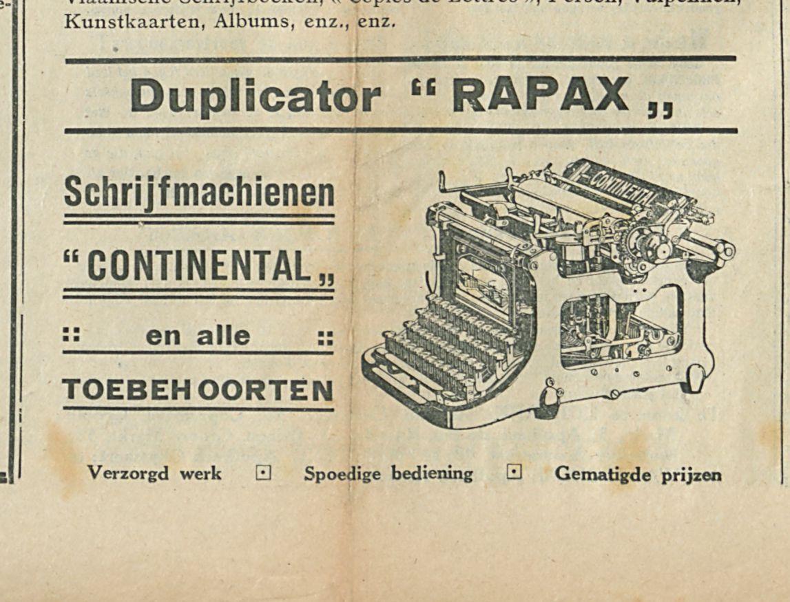 Duplicator RAPAX
