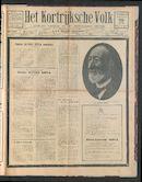 Het Kortrijksche Volk 1924-10-19