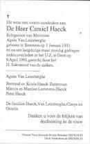 Camiel Haeck