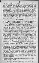 François-José Peeters