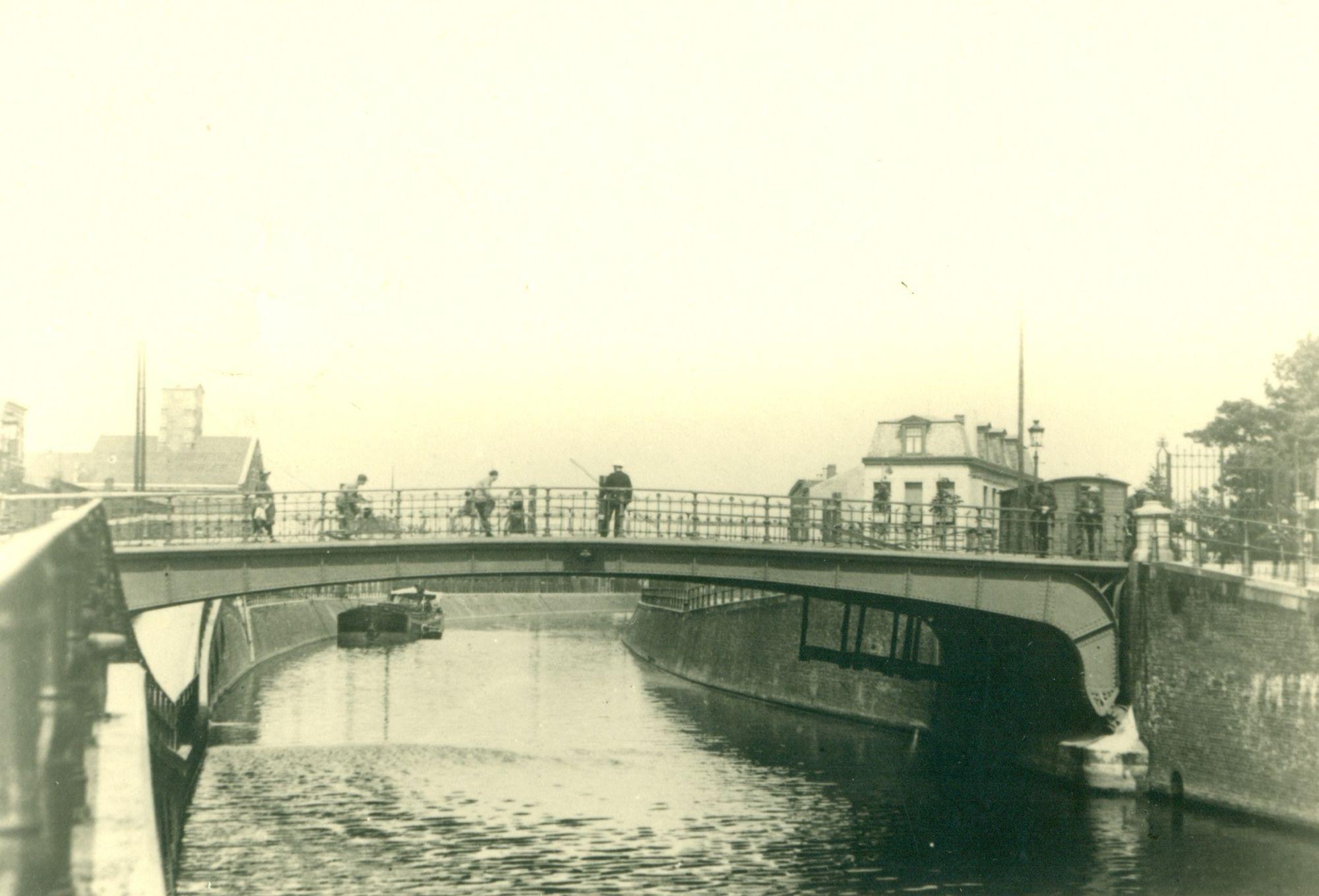 Budabrug 1940