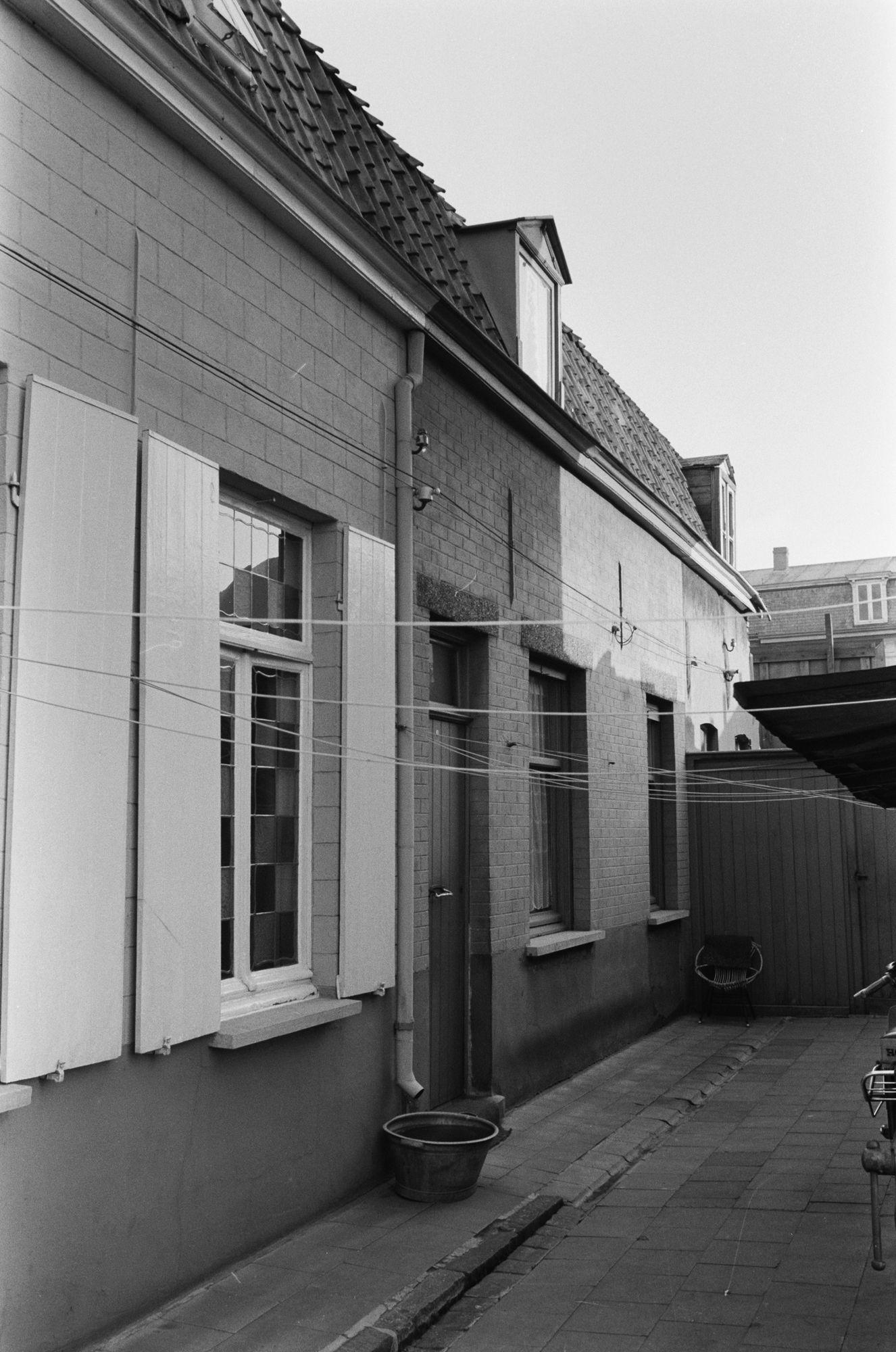 Woningen in de Mosselbank