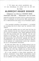 Albrecht-Roger Bibaer