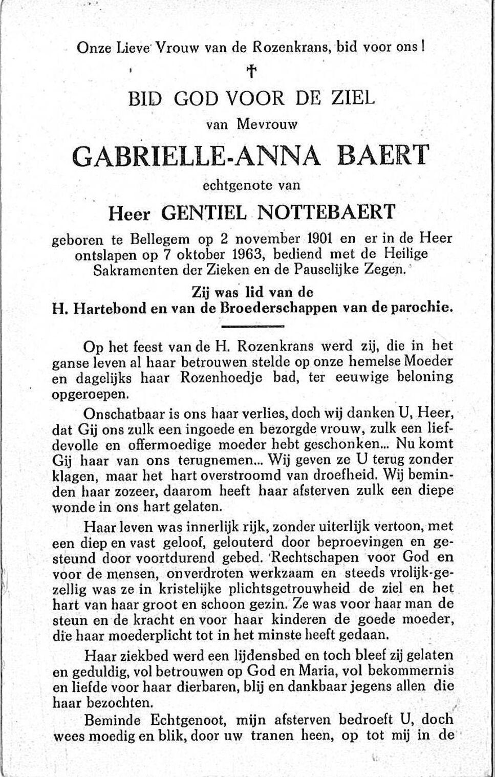 Baert Gabrielle-Anna