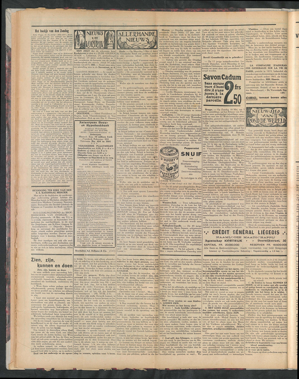 Het Kortrijksche Volk 1924-05-18 p2
