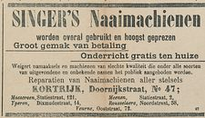 SINGERS Naaimachen