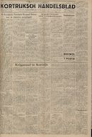 Kortrijksch Handelsblad 11 juli 1945 Nr55 p1