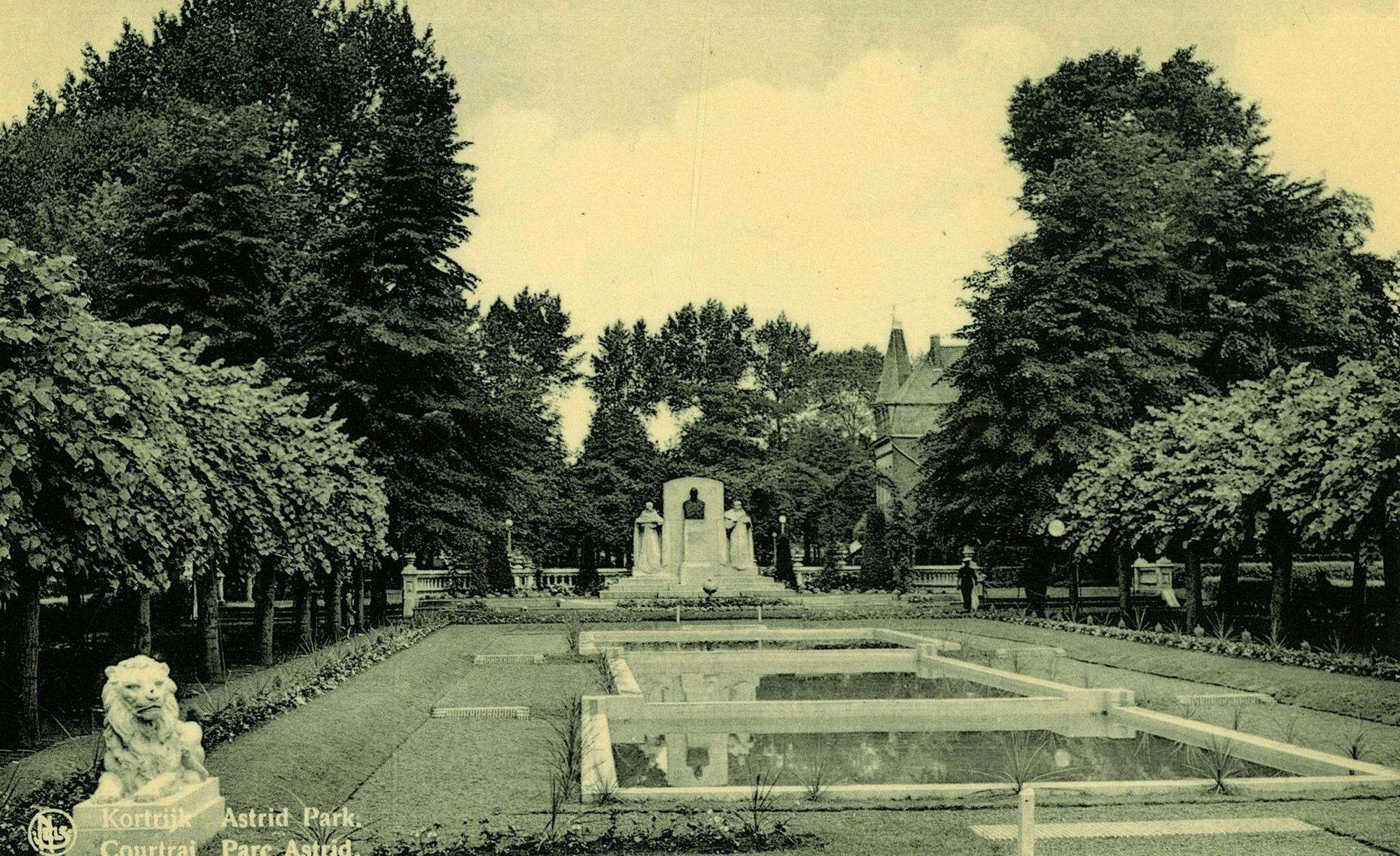 Monument burgemeester Reynaert