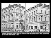 61Stationsplein anno 1800 en 1975