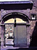 Begijnhofpoort Kortrijk 1975