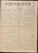 Het Kortrijksche Volk 1929-10-06 p1