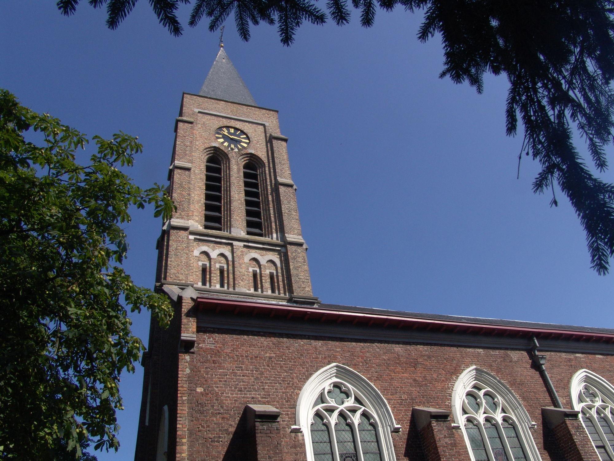 Kooigem St Laurentiuskerk