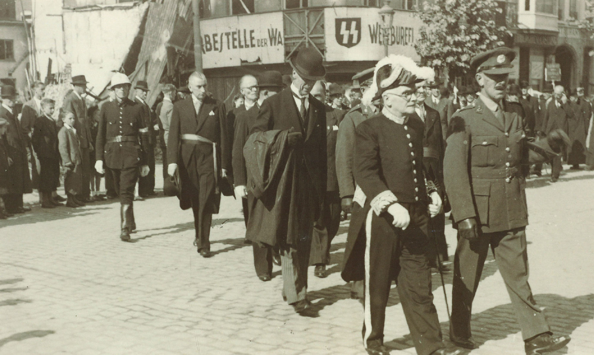 Bevrijdingsdagen begin september 1944