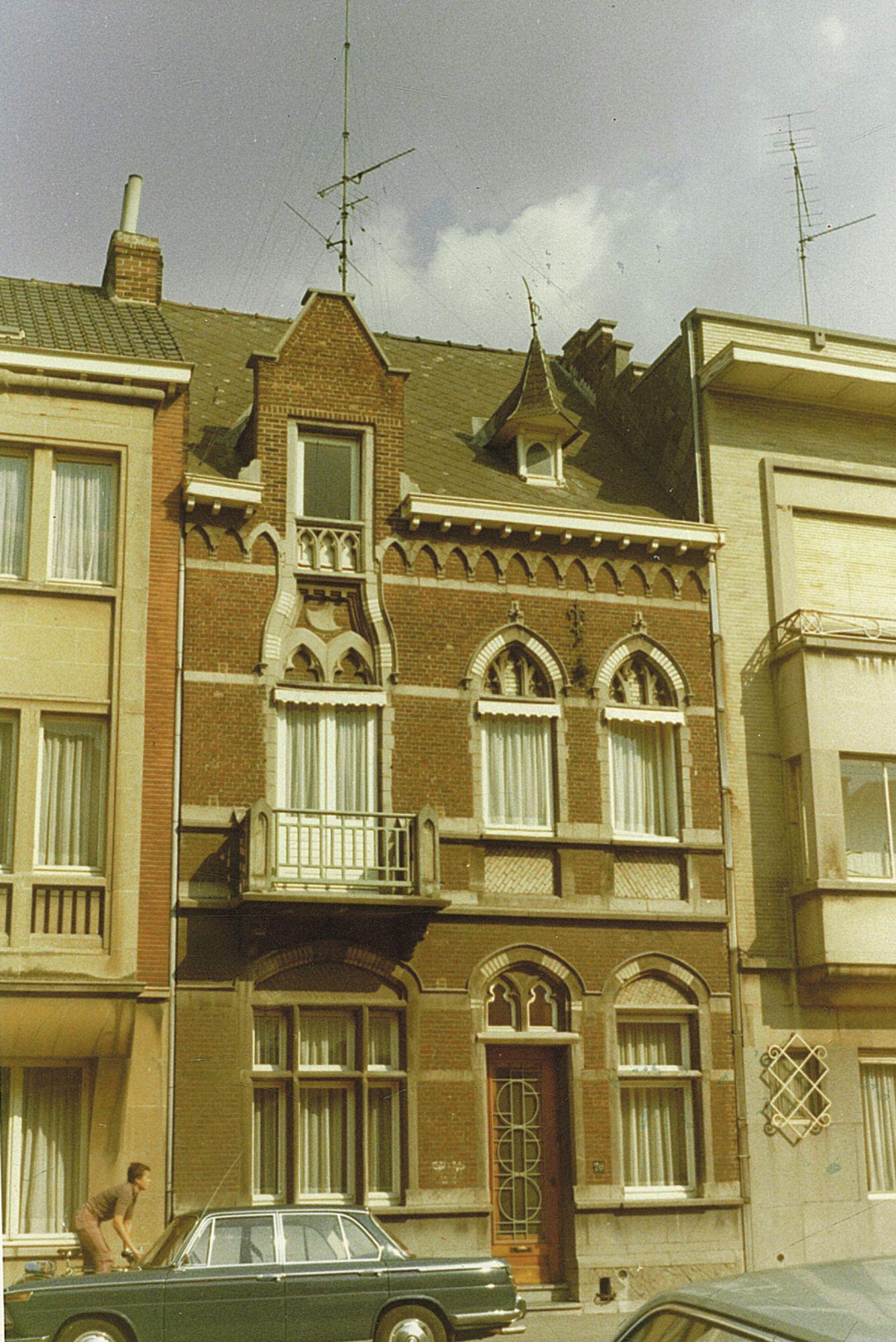 Beheerstraat nr. 70