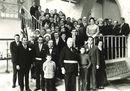 Ontvangst Kortrijks symfonisch orkest 'Eigen kunst'