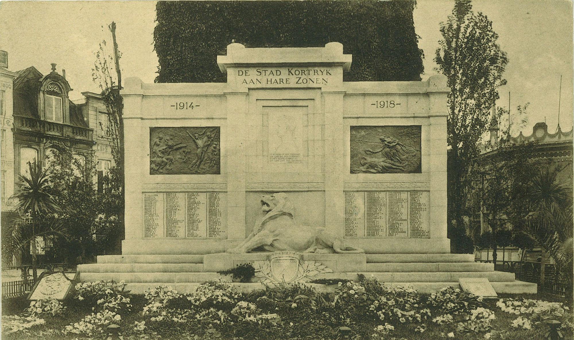 Gedenkteken van de gesneuvelden