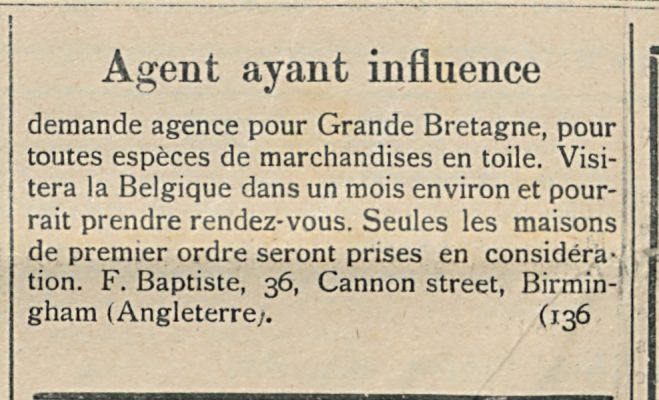 Agent ayant influence