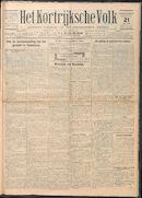 Het Kortrijksche Volk 1929-04-21