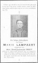 Lampaert Marie