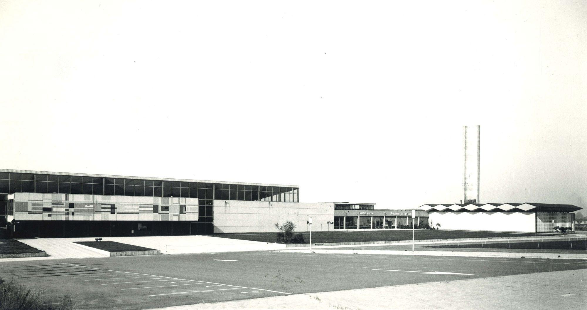 Expohallen Kortrijk 1976