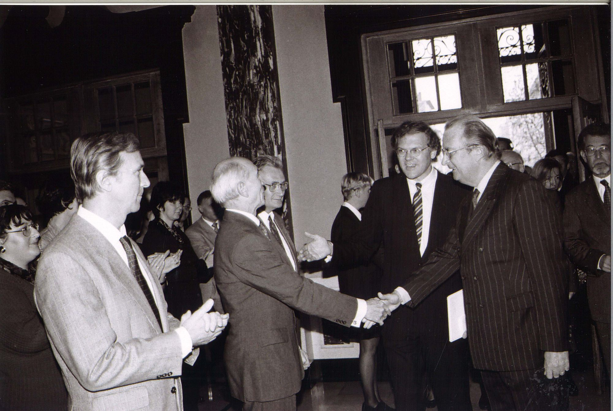 Koninklijk bezoek 1997