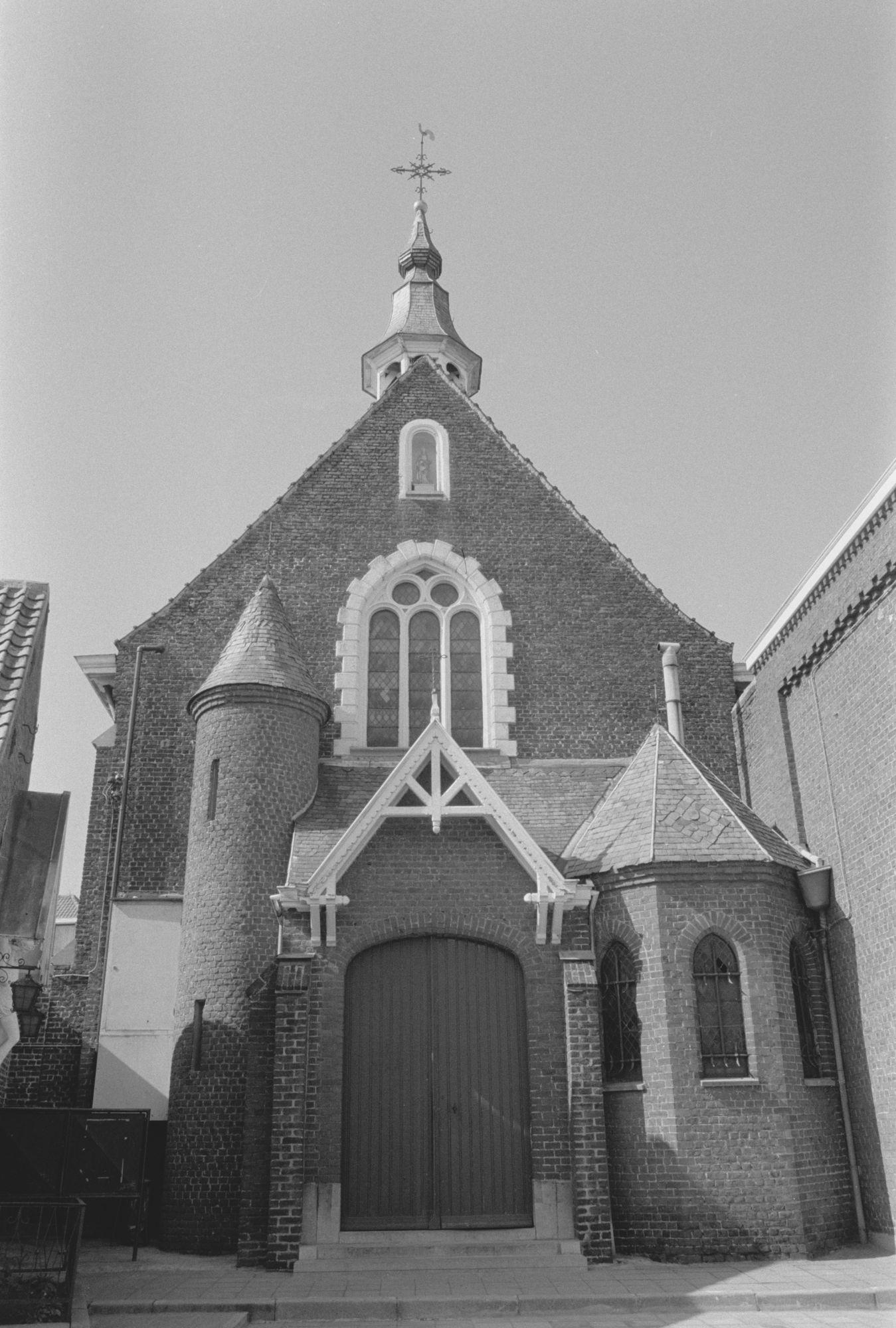 Stadsbeelden: Sint-Godelievekerk