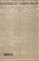 Kortrijksch Handelsblad 17 januari 1945 Nr5 p1