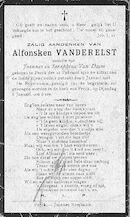 Vanderelst Alfonsken