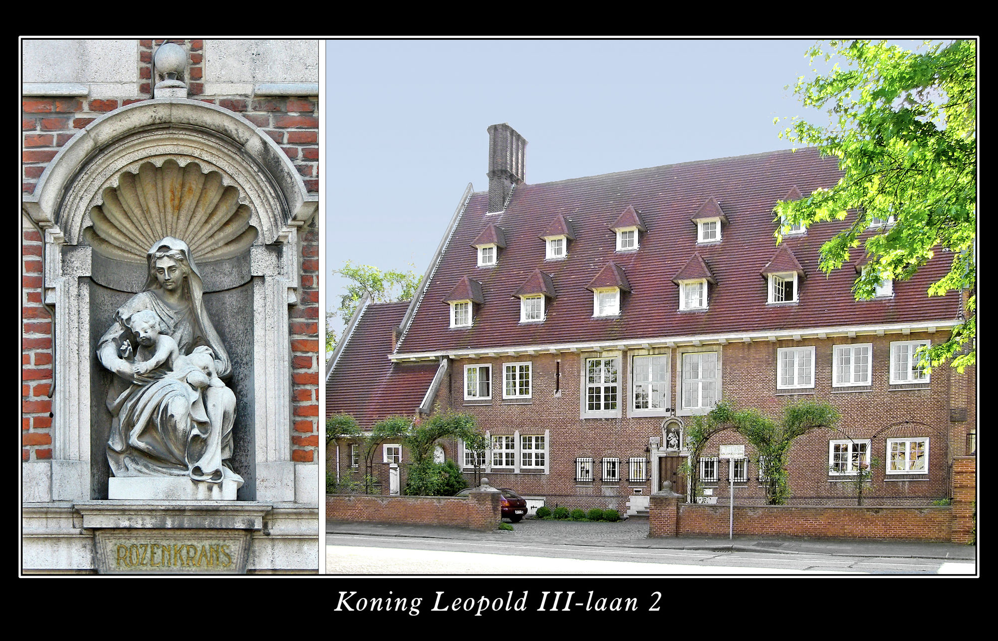 Muurkapel Leopold III-laan