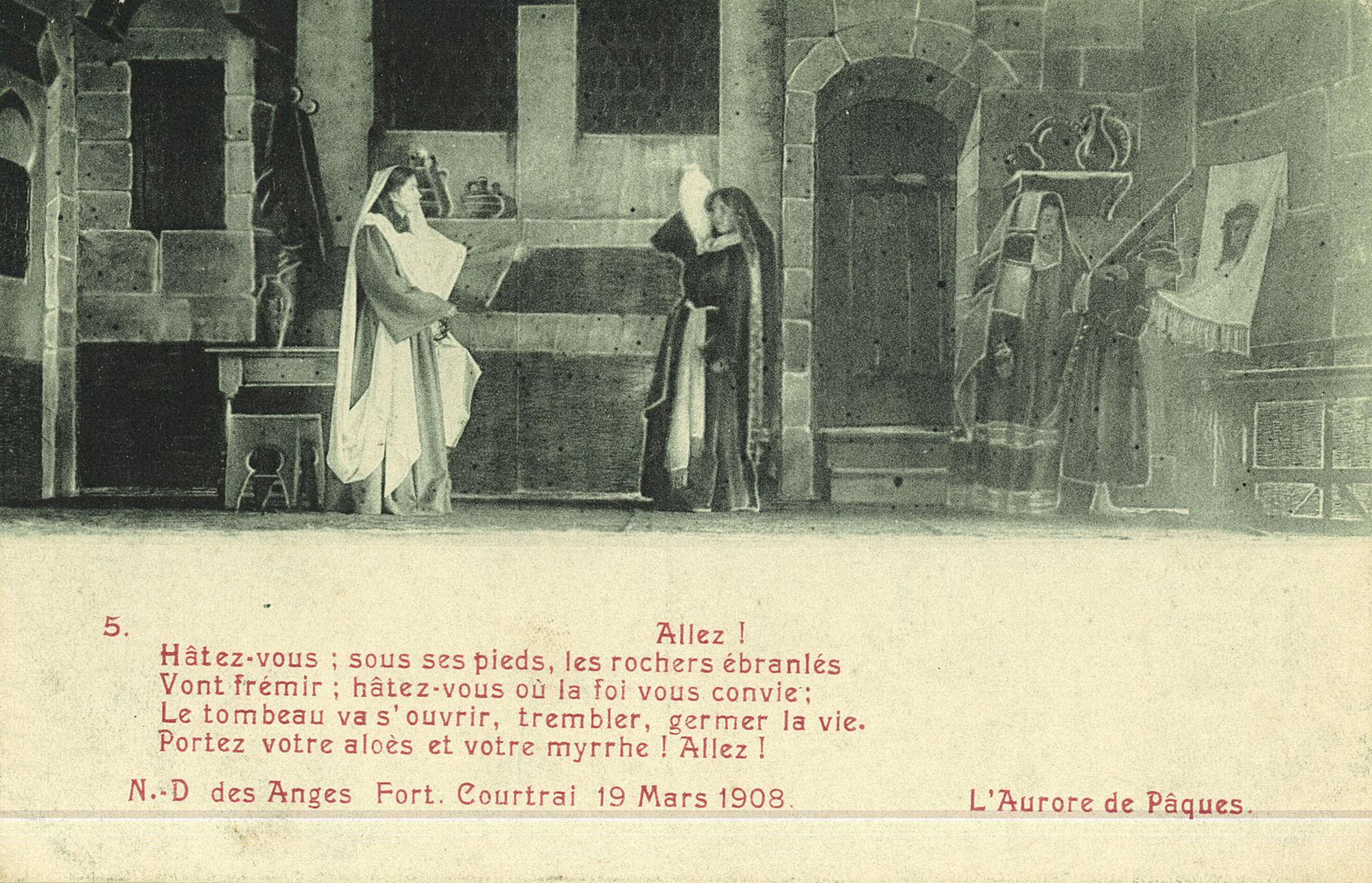 Onze-Lieve-Vrouw ter Engelen ('t Fort)