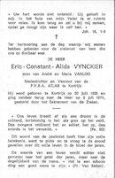 Eric-Constant-Alida Vynckier