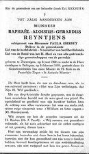 Raphaël-Aloisius-Gerardus Reyntjens