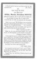 Alida-Marie-Pauline Nuyts