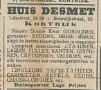 HUIS DESMET