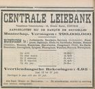 CENTRALE LEIEBANK