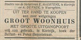 GROOT WOONHUIS