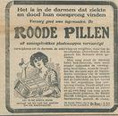 ROODE PILLEN