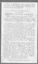 Baziel-Louis Thoen