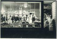 Slagerij Lefevre-Lecluyse in 1954