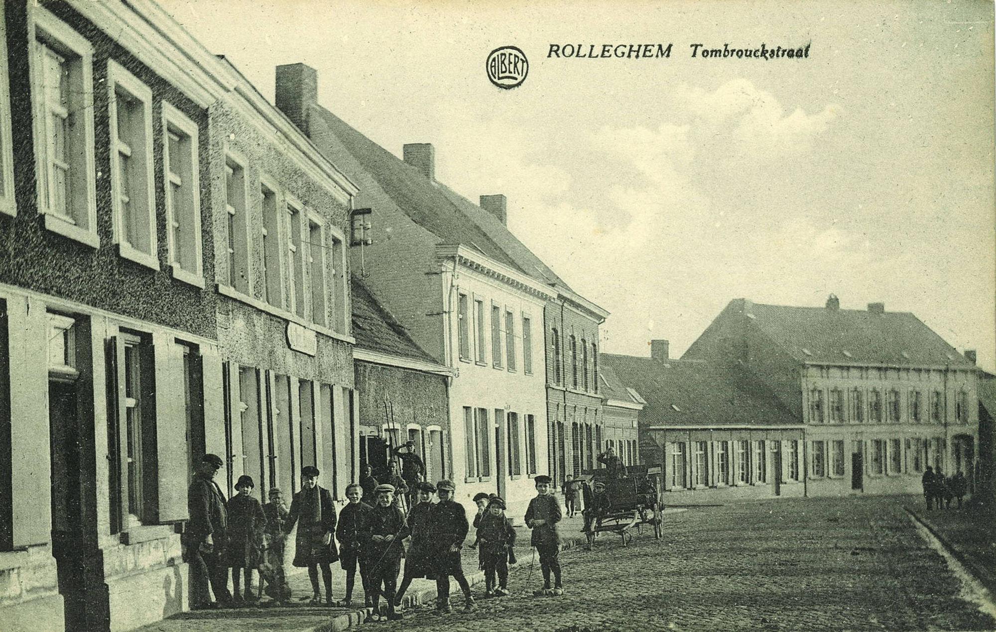 Tombroekstraat Rollegem