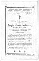 Josephus-Bernardus Barthel