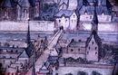 Snaeyers Het beleg van Kortrijk in 1648. Detail