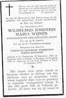 Wilhelmus-Josephus-Maria Wijnen