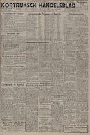 Kortrijksch Handelsblad 2 juni 1945 Nr44 p1