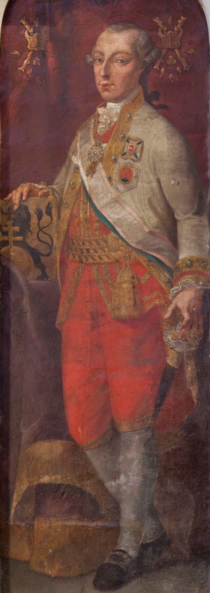 1780 - 1790 Jozef II