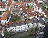 Luchtfoto Begijnhofpark