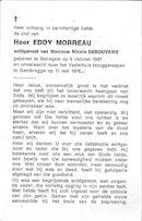 Eddy Morreau