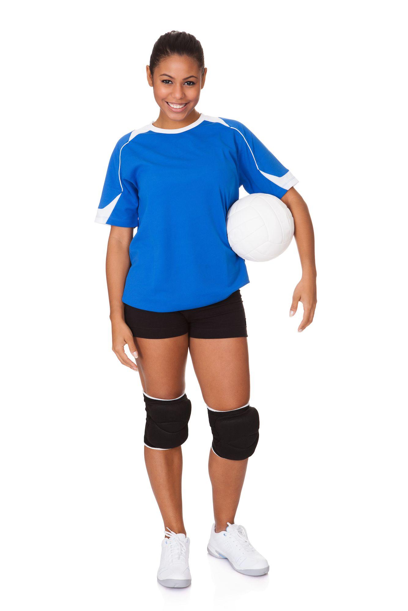 Volleybalmeisje